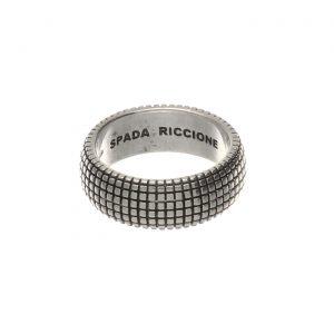 Fascia in argento lavorato Spadarella