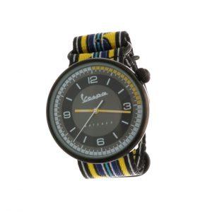 Vespa Watches: orologio al quarzo, cinturino Nato con fibbia acciaio