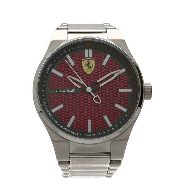 Orologio Scuderia Ferrari - Speciale, cinturino in acciaio