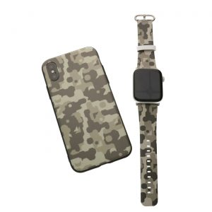 Cover Smartphone IPhone X e Cinturino Apple iWatch
