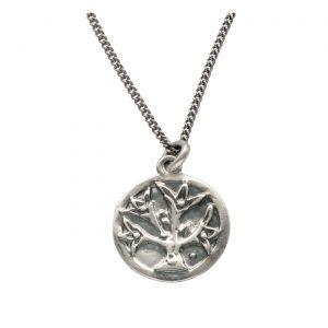 Collana in argento con ciondolo albero della vita - Spadarella